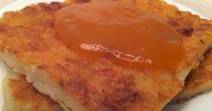 Ei olisi pitänyt mennä viime viikonloppuna tekemään pannukakkuja, sillä taas iski pannarihimo. Porkkanoita tulee kasvimaalta runsaas... Finnish Recipes, Deli, French Toast, Food And Drink, Pie, Sweets, Baking, Healthy, Breakfast