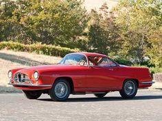 Perełka dla prawdziwych fanów: Alfa Romeo 1900 С Super Sprint Coupé America