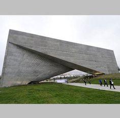 Monterrey: Centro Roberto Garda Sada, Tadao Ando en México
