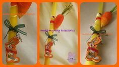 #handmade #easter #candles #kids #all #christians #church #make