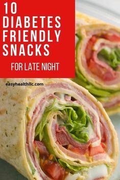 Diabetic meals 362399101270017081 - 10 diabetes snacks that are perfect for late night or anytime. Eat these low carb snacks before bed to satisfy hunger and keep you on track. Source by easyhealthllc Diabetes Tipo 1, Diabetes Diet, Diabetes Mellitus, Cure Diabetes Naturally, Diabetic Friendly, Diabetic Meals, Diabetic Snacks Type 2, Diabetic Food List, Diabetic Breakfast Recipes