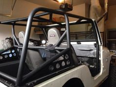 rollcage ideas - : and Off-Road Forum Cj Jeep, Jeep Cj7, Jeep Truck, Jeep Wrangler, Roll Cage, Truck Accessories, Custom Cars, Offroad, Vehicles