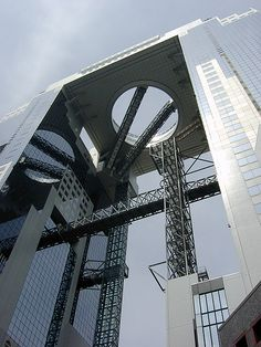 Umeda Sky Building / Hiroshi Hara.