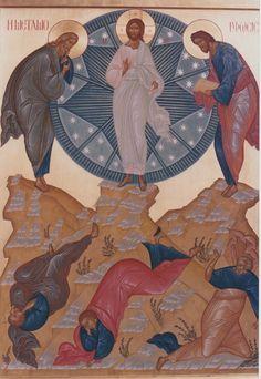 Icona della Trasfigurazione - G.Mezzalira