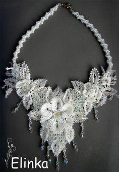 Gorgeous beadwork here.