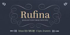 Rufina font download