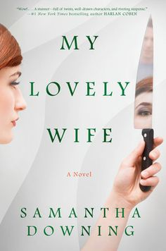 Looking for a new book to read in 2019 that will keep you turning the pages? Check out My Lovely Wife -- a thriller billed as Dexter meets Mr. Seriously, get this book on your reading list for New Books, Good Books, Books To Read, Reading Lists, Book Lists, Material Didático, Reading Material, Believe, Heather Graham