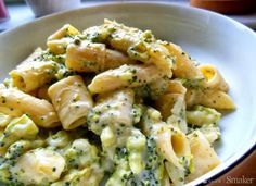 Pasta Recipes, Cooking Recipes, Healthy Recipes, Foods With Gluten, Main Dishes, Food Porn, Food And Drink, Yummy Food, Lunch
