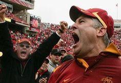 ISU takes down Nebraska in Lincoln. How sweet it was.