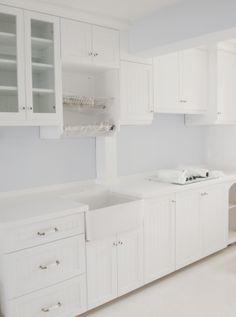 White Alpine Ash #countryconcept #Alpineash #kitchens