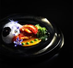 Gaggan, an Indian restaurant in Bangkok, takes the No. 1 spot in San Pellegrino Asia's 50 Best Restaurant Awards. Sandwich Cake, Fusion Food, Mets, Savoury Cake, Culinary Arts, Creative Food, Food Plating, Food Design, Finger Foods
