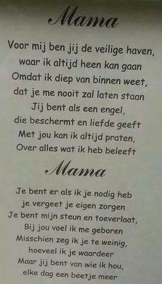 voor mijn mama die helaas overleden is
