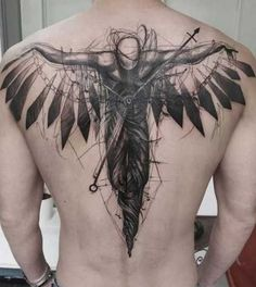 Engel Tattoos – Tattoo Spirit