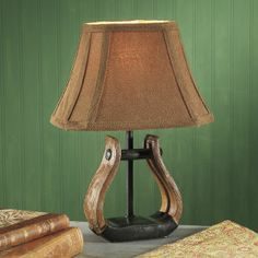 Stirrup Accent Lamp - Horse Themed Gifts, Clothing, Jewelry and Accessories all for Horse Lovers | Back In The Saddle