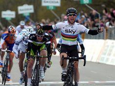 Giro d'Italia 2012: Mark Cavendish wins stage 2 in Herning