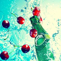 Intense Perrier - The original bubbly water
