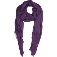 Barneys New York Voile Oversize Scarf ($450) ❤ liked on Polyvore featuring accessories, scarves, purple, barneys new york, purple scarves, lightweight scarves, oversized scarves и purple shawl