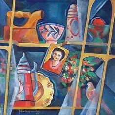 Yara Tupinambá – Instituto e Bienal | Cultura - Cultura Mix Mix, Painting, Art Production, Artists, Culture, Painting Art, Paintings, Painted Canvas, Drawings