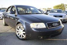 Used 2004 Audi A6 2.7T S line quattro Sedan  $8,495