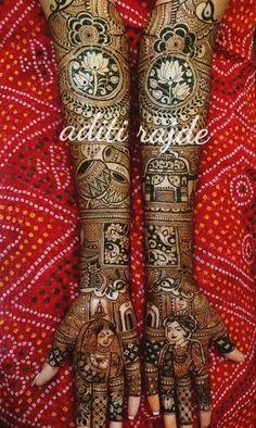 Mehndi Designs Bridal Hands, Wedding Henna Designs, Mehndi Designs Feet, Stylish Mehndi Designs, Beautiful Henna Designs, Mehndi Designs For Fingers, Traditional Mehndi Designs, Indian Mehndi Designs, Legs Mehndi Design