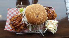 [I ate] Chicken katsu burger with wings http://ift.tt/2jiXVOk