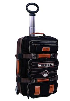 "Rubicon 21"" Upright Duffel"