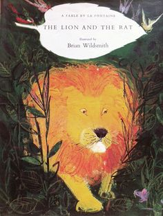 brian wildsmith - the lion and the rat
