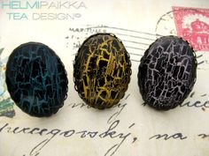 Statement rings for Easter