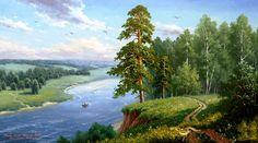 """""""Cna River"""" by Maxim Ilyin"""