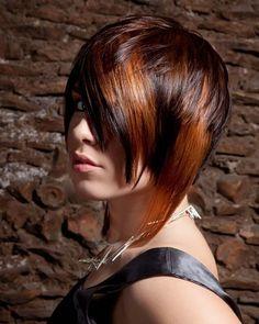 Neueste Frisuren & Haarschnitte und Haarfarben für kurzes Haar 2018-2019