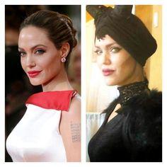 Angelina Jolie, Cosplay, Look Alike, Maleficent