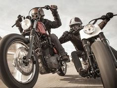 Products like our new Slant Exhaust and Intake systems with Vance and Hines were developed with everyone's commitment to bring something exciting to the mark...