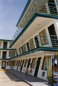 Vroom- Ebb Tide Motel   The Doo Wop Architecture of Wildwood Crest