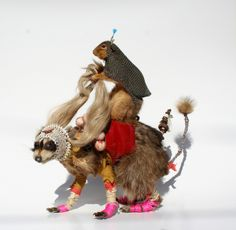My favorite!    Taxidermy by Marcus Kenney