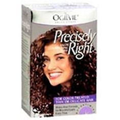 Ogilvie precisely right color-treated perm kit - 1 each