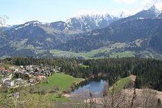 Der Lag digl Oberst (See des Oberst), im Gegensatz zum grösseren Laaxersee auch Lag Pign (kleiner See) genannt, liegt südwestlich von Laax im schweizerischen Kanton Graubünden auf 970 m Höhe.