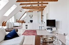 Fabulous Attic Room Design Ideas