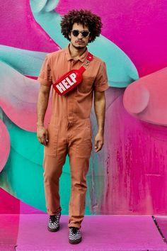 Look #140 – o macacão worker e a pochete – O Cara Fashion
