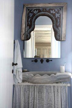 On the world renown island of Mykonos, overlooking stunning Panormos Bay, these eleven villas are a short walk from beautiful Panormos Beach and have Beautiful Villas, Beautiful Homes, Beautiful Places, Mykonos, Best Beaches In Phuket, Ensuite Bathrooms, Master Bathroom, Beach Villa, Beach Condo