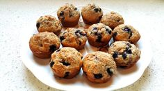 Make and share this Very Simple Blueberry Muffins recipe from Food.com.