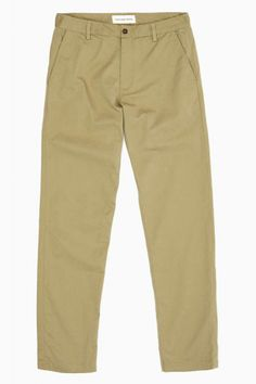 Universal Works Aston Pant Twill Sand : SUNSETSTAR Blue Jeans, Khaki Pants, Edwin Jeans, Universal Works, Red Wing Shoes, Japanese Denim, Workout Accessories, Vintage Inspired Dresses, Summer Collection