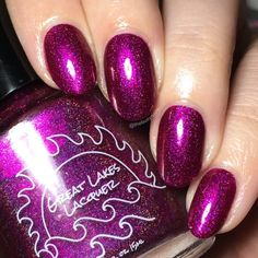 Great Lakes Lacquer - A Warm, Bright Flame