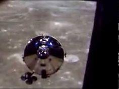 APOLLO 11 küldetés – UFO – eredeti NASA felvétel