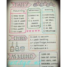 "when people spell ""morning"" as ""mourning"". but I mean same thing bc for real who isn't in mourning when they wake up and have to get out of bed- Great Banner Ideas for bullet Journaling, fun chore chart. Bullet Book, Bullet Journal Décoration, Minimalist Bullet Journal, My Journal, Journal Pages, Journal Ideas, Bullet Journal Year In Pixels, How To Start A Bullet Journal, Life Planner"