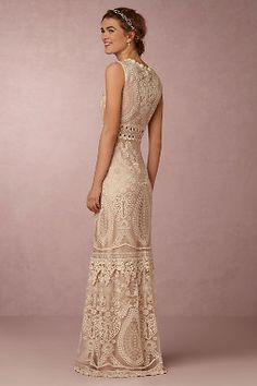 Roane Gown - Possible dress for the reception