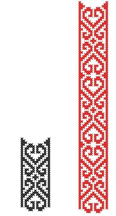 Thrilling Designing Your Own Cross Stitch Embroidery Patterns Ideas. Exhilarating Designing Your Own Cross Stitch Embroidery Patterns Ideas. Cross Stitch Borders, Cross Stitch Designs, Cross Stitching, Cross Stitch Patterns, Embroidery Alphabet, Folk Embroidery, Cross Stitch Embroidery, Bead Loom Patterns, Weaving Patterns