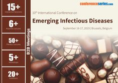 10th International Conference on Emerging #Infectious_Diseases September 16-17, 2019 Brussels, Belgium