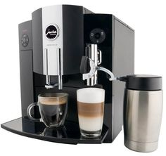 Jura 13422 Impressa C9 One Touch Automatic Coffee-and-Espresso Center, Black - http://www.freeshippingcoffee.com/equipment/espresso-machines/jura-13422-impressa-c9-one-touch-automatic-coffee-and-espresso-center-black/ - #EspressoMachines