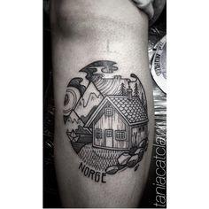 tania catclaw 082015 toe loop tattooing