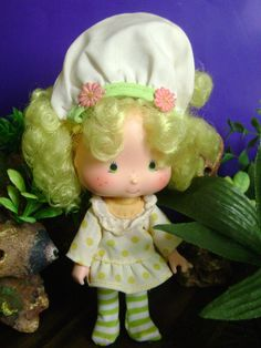 """Lemon Meringue #vintage #doll #toy . It is shocking to me that toys I bought for my children are now considered """"vintage"""""""